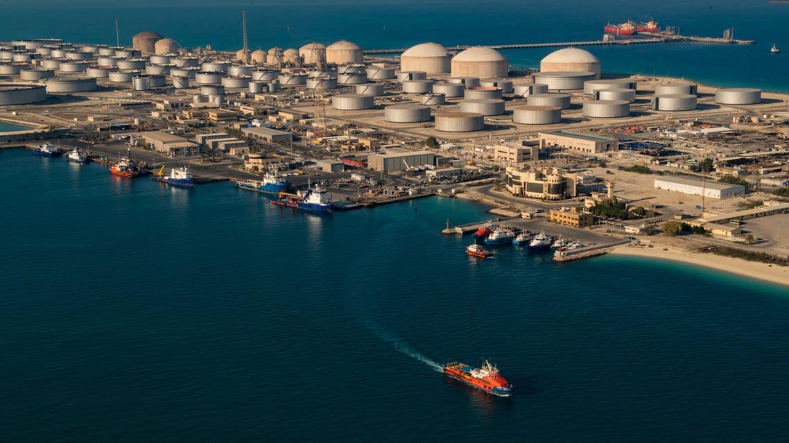 صور جودة عالية ل ميناء راس تنورة أرامكو ارامكو السعودية الظهران