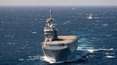 مصر وفرنسا تجريان تدريبات عسكرية مشتركة في البحر الأحمر