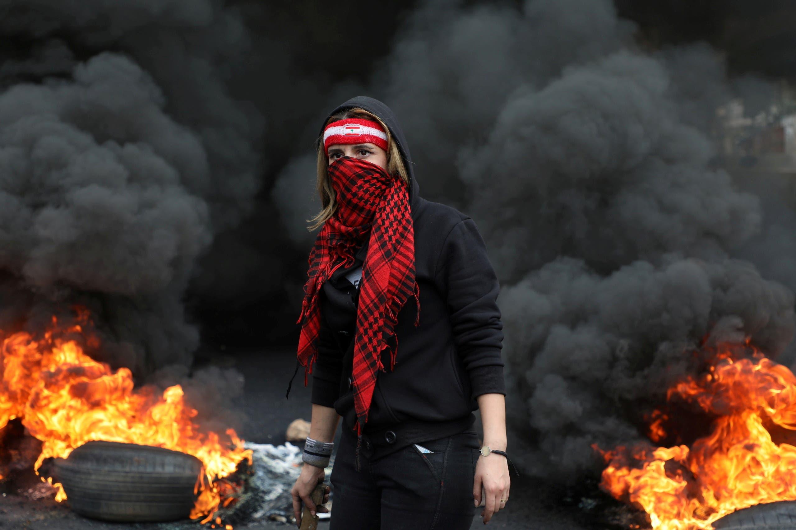 من تظاهرات اليوم - رويترز