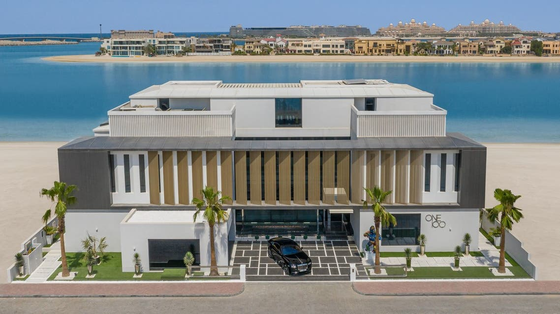 Located on the sought-after frond on Palm Jumeirah, the sale of One100Palm makes it the costliest home to go under the hammer in 2021, according to Luxhabitat Sotheby's International Realty. (Supplied)