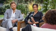Meghan Markle tells Oprah that British royals raised concerns over son's skin color