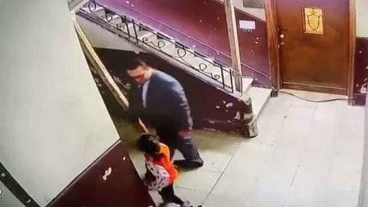 A video of child molestation causes a storm in Egypt, and the security forces take action