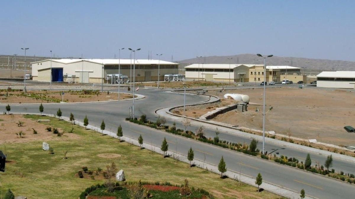 Iran is enriching uranium in advanced centrifuges in Natanz