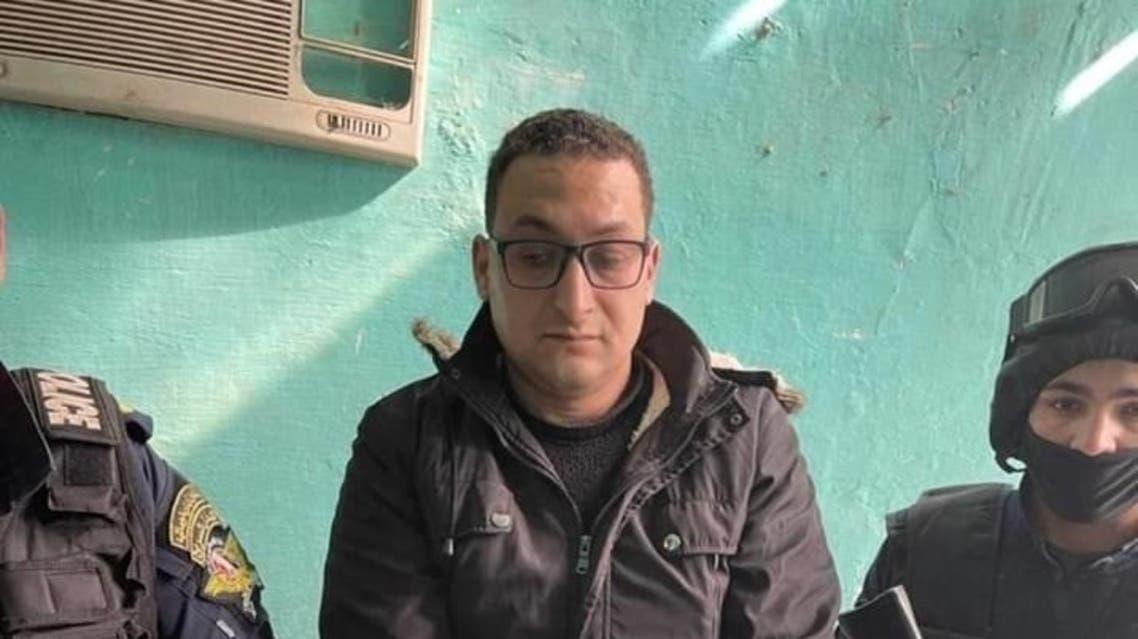المتحرش بطفلة المعادي في مصر