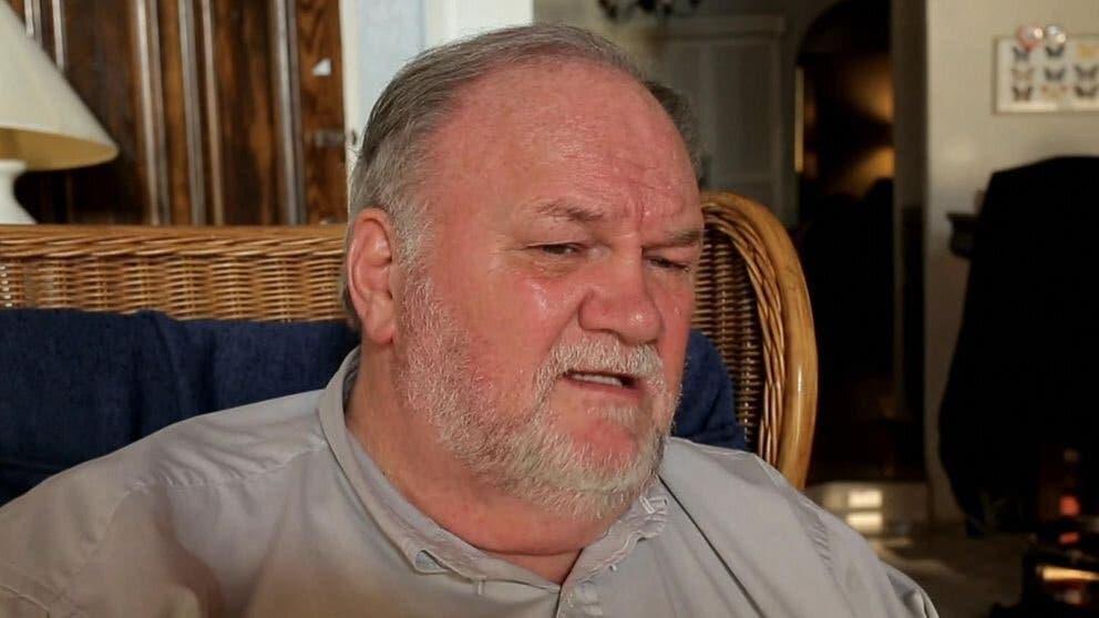 Thomas Markle, Meghan Markle's estranged father. (Twitter)