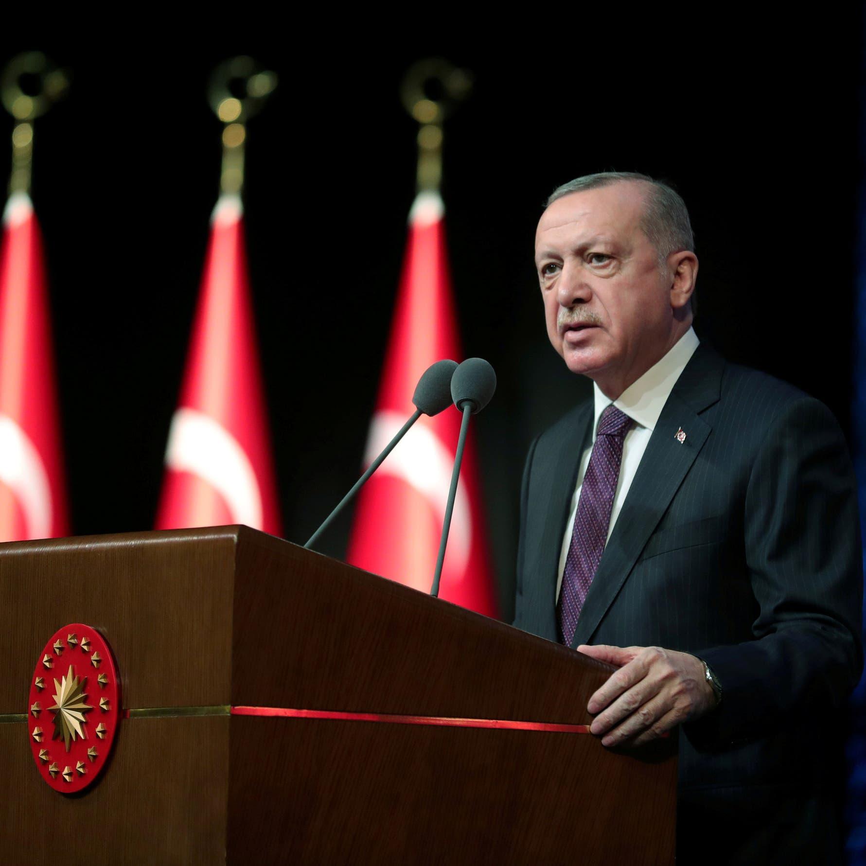 أردوغان يخلط السياسة بالرياضة في دوري أبطال أوروبا