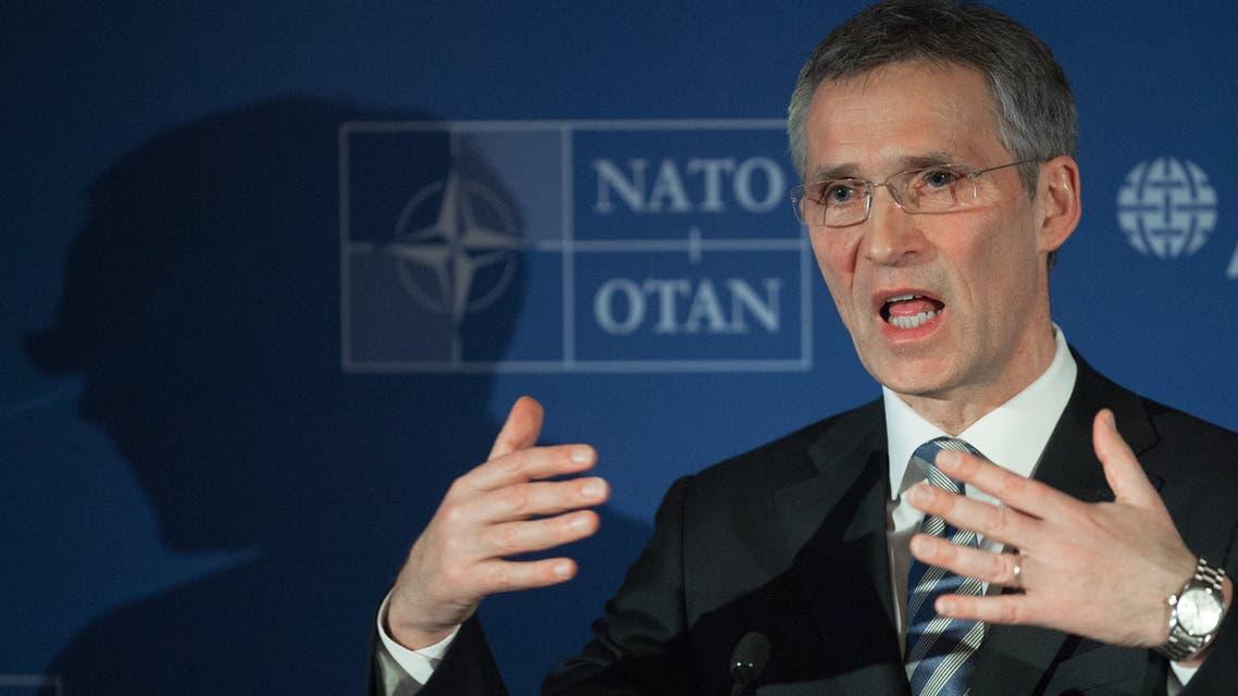 Jens Stolenberg, Secretary General of NATO. (File photo: AFP)
