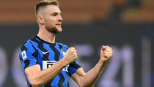 Inter extend lead at top to six points with Atalanta win