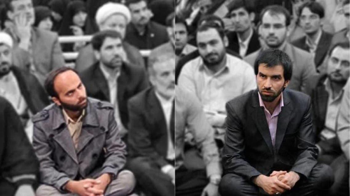 مسعود صفدري(ستار) و علی همتيان (رؤوف)