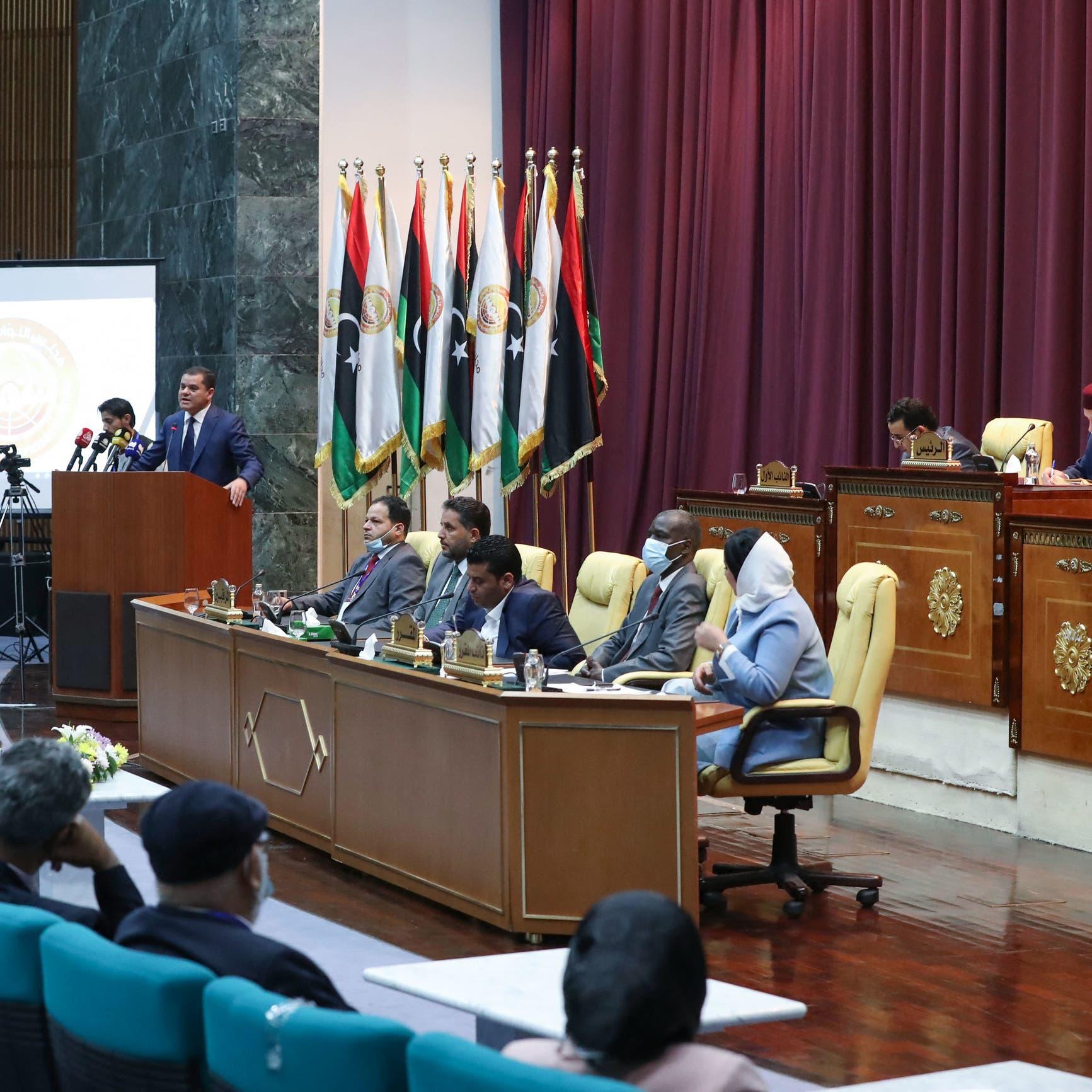 الوفاق: منح الثقة لحكومة الدبيبة خطوة مهمة لإنهاء القتال