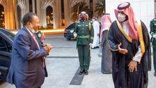 السودان: لقاء ولي العهد السعودي وحمدوك يؤسس لفصل جديد