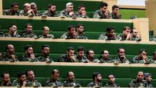 ایران: پاسداران انقلاب کے جنرل روحانی کی جگہ لینے کے لیے صف آراء