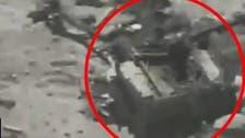 Arab Coalition destroys Houthi missile launcher in Yemen's Marib: SPA