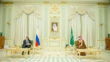 Saudi Arabia's Crown Prince, Russian FM discuss bilateral relations