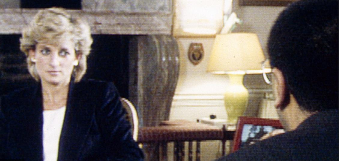 من مقابلة ديانا مع بي بي سي عام 1995