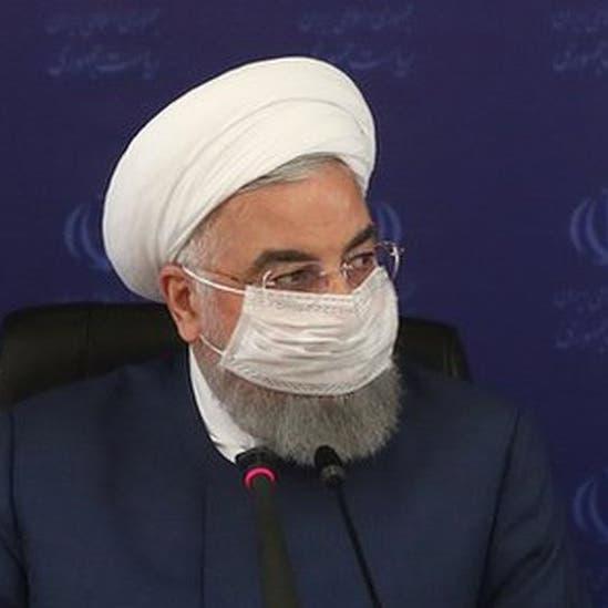 روحانی مبررا الأزمة: أميركا والصين أيضا يواجهان انقطاع الكهرباء