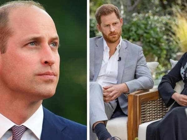 پاسخ پرنس ویلیام به برادرش هری: خانواده سلطنتی نژادپرست نیست