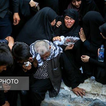 المصير البائس لأسرة مقاتل أفغاني دافع عن الأسد حتى الموت