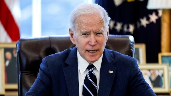 Biden wants all adults in US vaccine-eligible by May 1, plan for normalcy by July 4