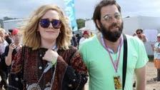 تصویری؛ جدایی بدون جنجال ستاره موسیقی بریتانیا از همسرش