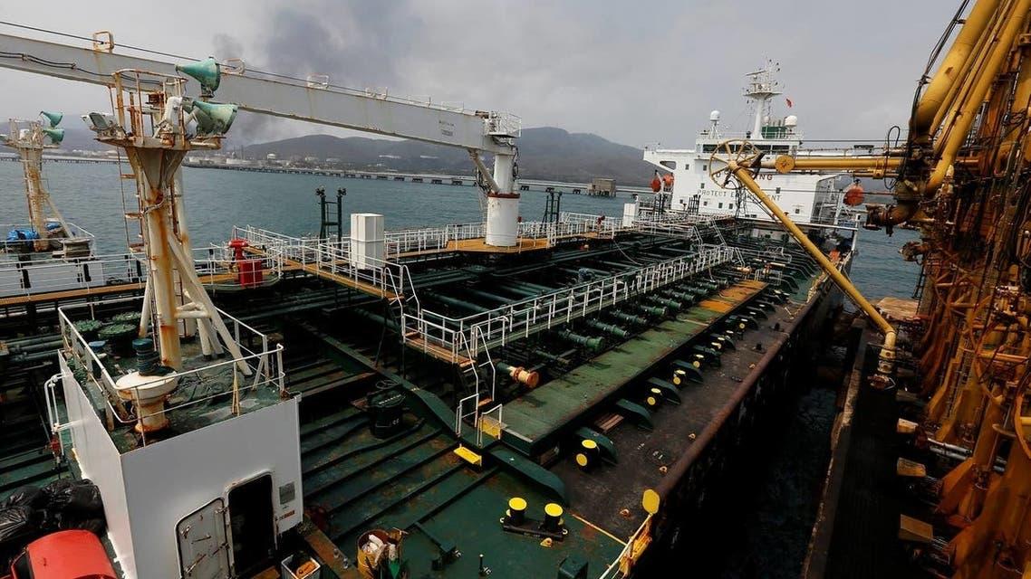 سفينة نفط إيرانية