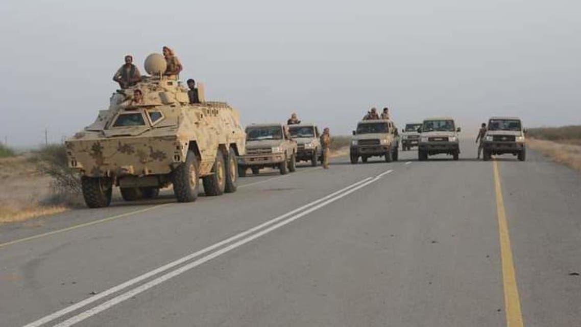 الجيش اليمني حجة