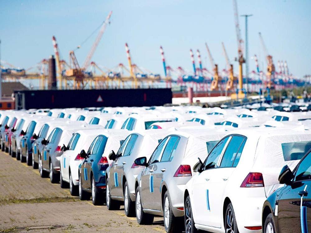 واردات السيارات - تعبيرية