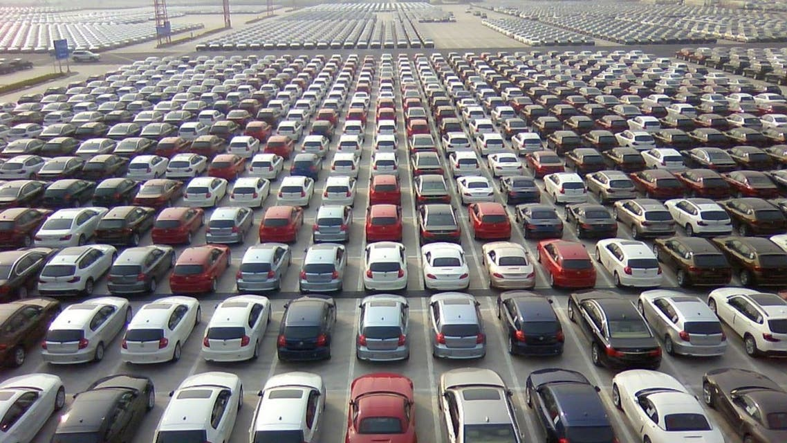 تعبيرية - واردات سيارات