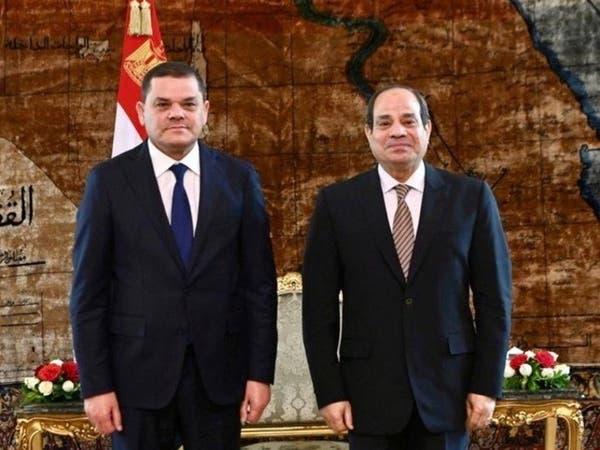 وفد مصري في طرابلس لبحث عودة العلاقات