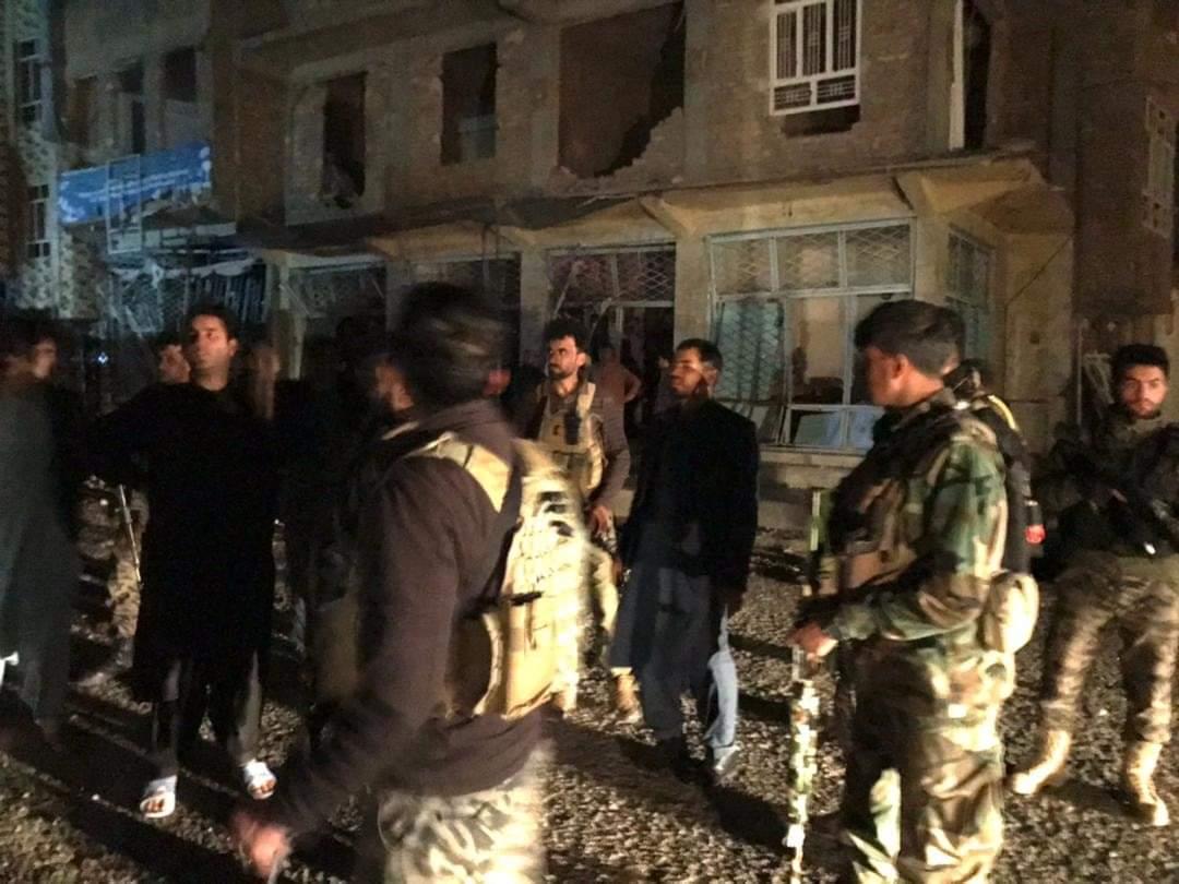 انتحاری در هرات افغانستان