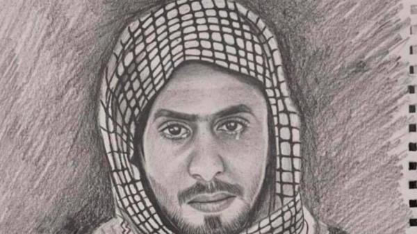 بورتريه ينال إعجاب الملايين لناشط عراقي مختفٍ قتلت ميليشيات إيران والده