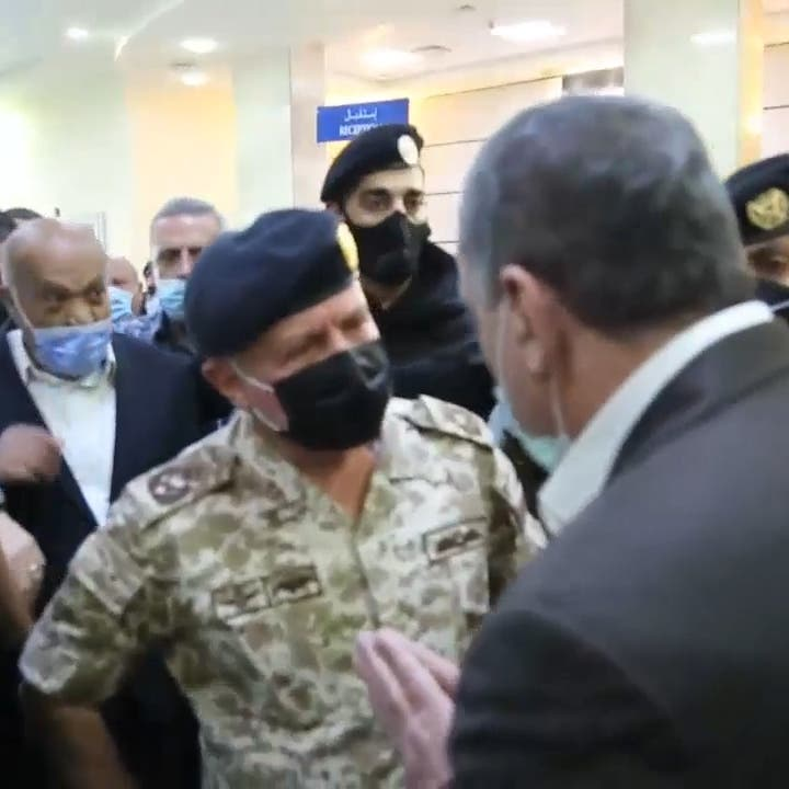 Jordan's King confronts hospital chief after oxygen outage killed 7 COVID-19 patients