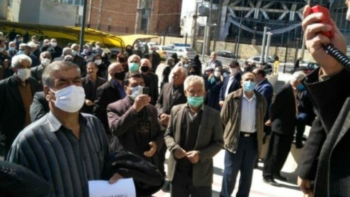 اعتراضات بازنشستگان و مستمریبگیران در ایران