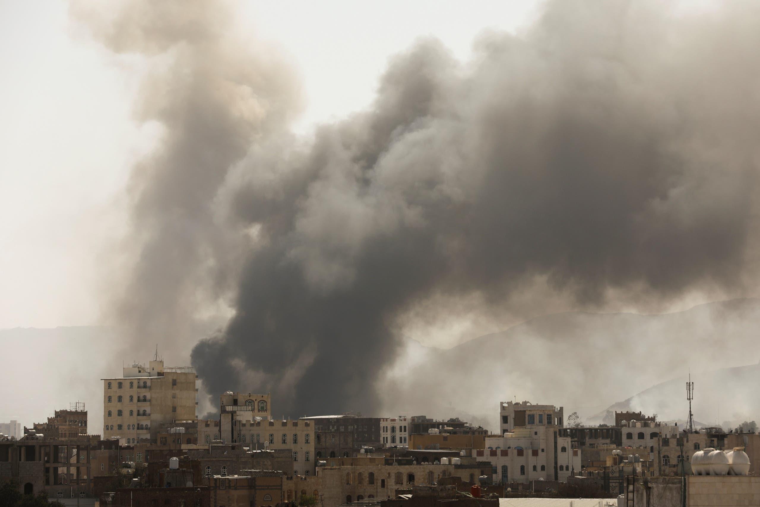 من صنعاء (أرشيفية- رويترز)