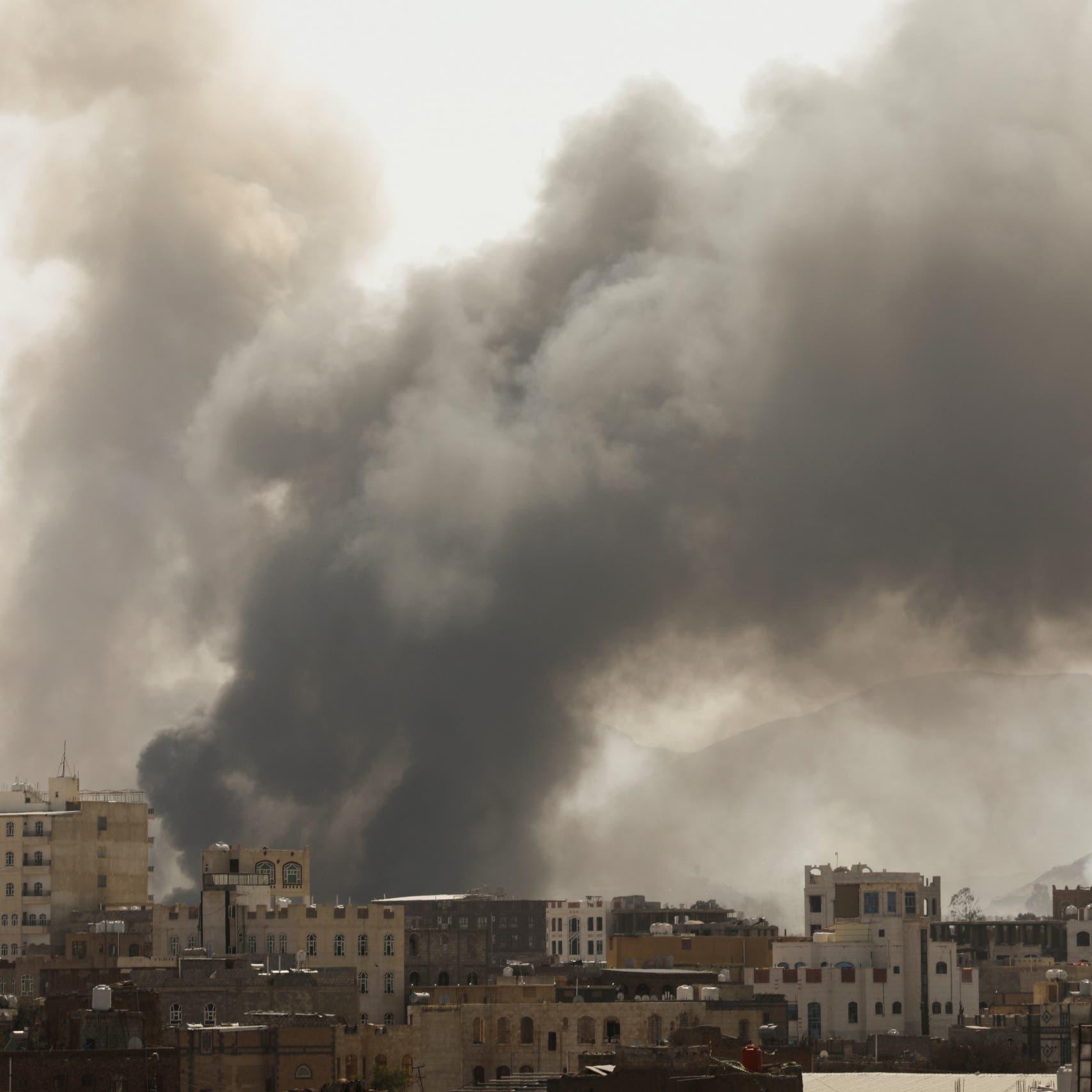 محرقة صنعاء.. صرخة أوروبية لتحقيق فوري