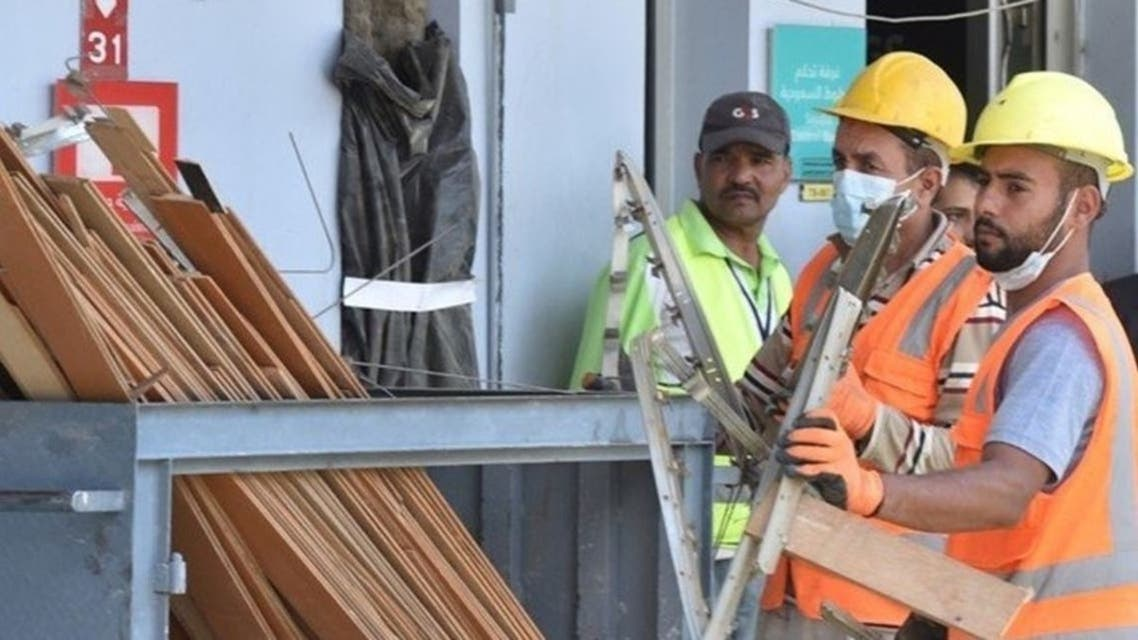 Saudi Arabia: Conditions Required for Free Transfer of Foreign Workers