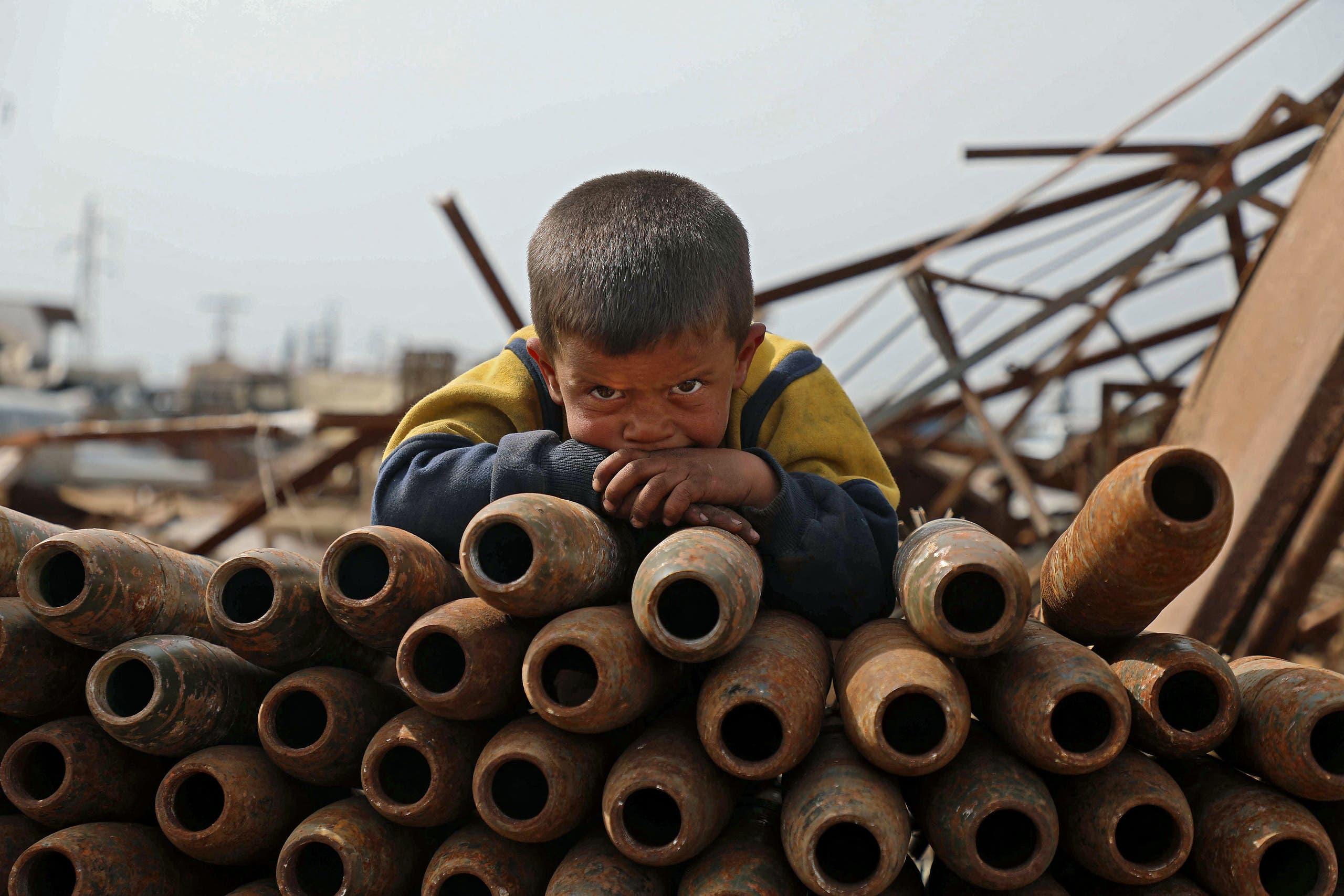 اقوام متحدہ کے عہدیدار نے شام میں بگڑتے ہوئے حالات زندگی اور بڑھتی ہوئی غربت اور بدحالی کے بارے میں خبردار کیا