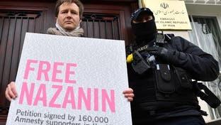 همسر نازنین زاغری: ظریف «مدیر ارشد بازاریابی صنعت گروگانگیری ایران» است