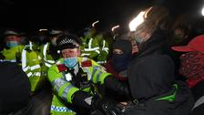 UK police must explain themselves over Sarah Everard vigil unrest: Minister