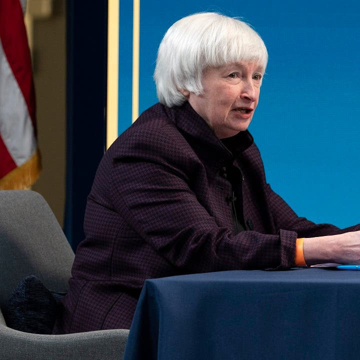 US Treasury's Yellen tamps down inflation fears over President Biden plan