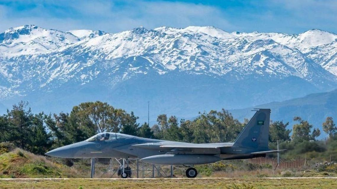 Royal Saudi Air Force arrive in Greece ahead of joint air drills3