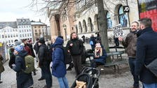 Denmark arrests two people at protests against COVID-19 restrictions