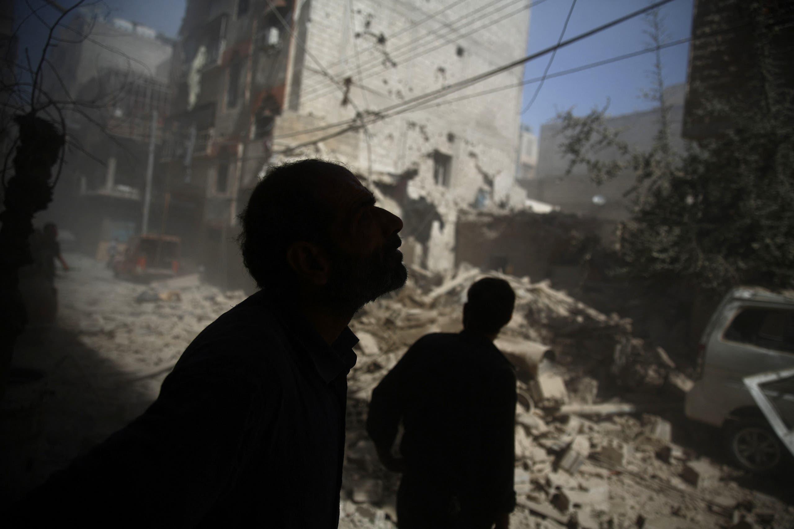 من سوريا (أرشيفية- فرانس برس)