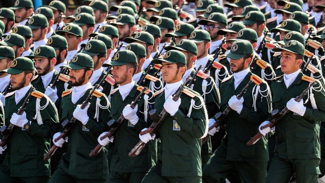 Elements of the Iranian Revolutionary Guard