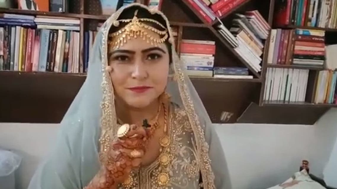 Unique Haq Mehr: The bride demands books from her husband instead of jewelry