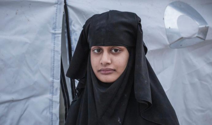عروس داعش شميمة بيغوم