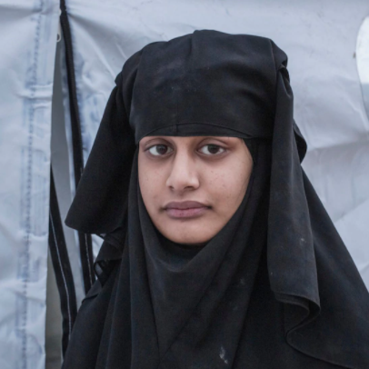 """""""لم أرد أن أترك وحيدة""""..عروس داعش تكشف سبب سفرها لسوريا"""