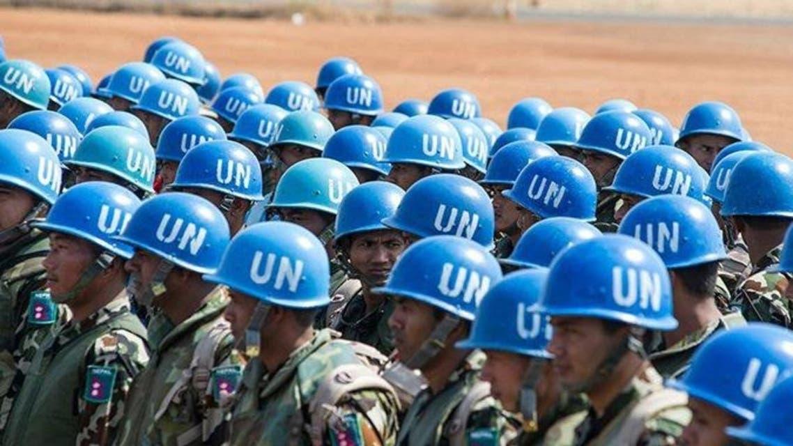کلاه آبی های سازمان ملل
