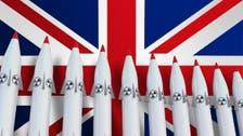 لندن تزيد ترسانتها النووية للمرة الأولى منذ الحرب الباردة