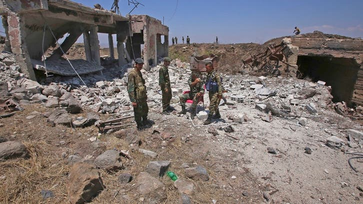 At least 12 regime soldiers killed in militant ambush in south Syria: Monitor